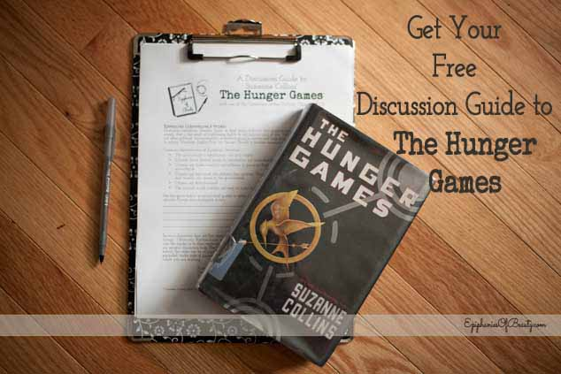 subscribe for hunger games discussion guide