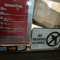 Is It Legal to Carry Firearms at Florida Theaters?