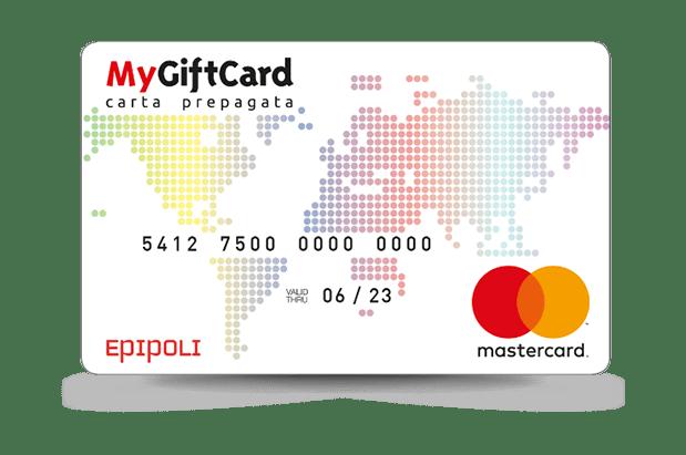 Carta Prepagata Usa E Getta Mastercard Epipoli Valida Online