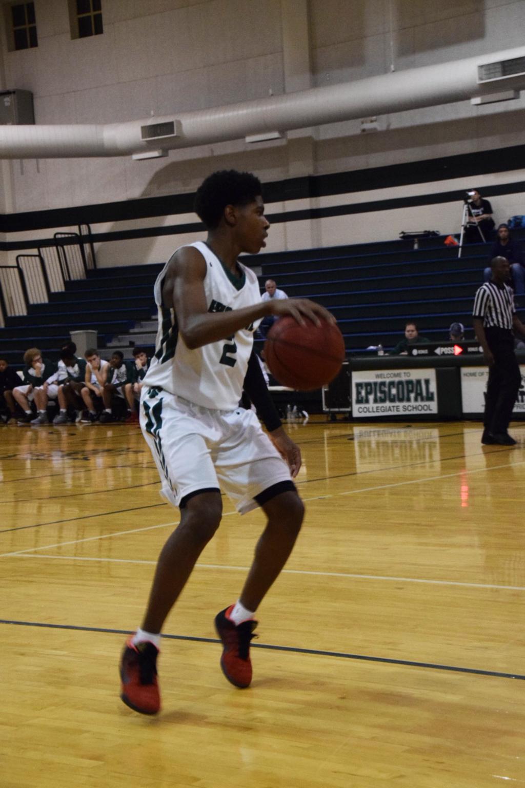 Bauxite Sr High Basketball
