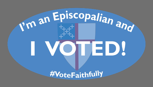 Episcopalians work to mobilize voters