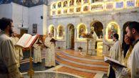 Duminică, 8 aprilie, începând orele 1300, Preasfințitul Episcop Sebastian, înconjurat de un ales sobor de preoți și diaconi, a oficiat la Catedrala episcopală slujba Vecernieide Luni din Săptămâna Luminată,cunoscută și […]
