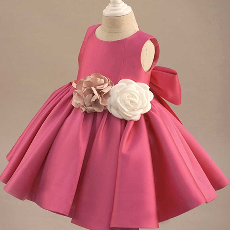 Different party dresses for baby girls in India