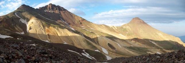Արագած լեռը