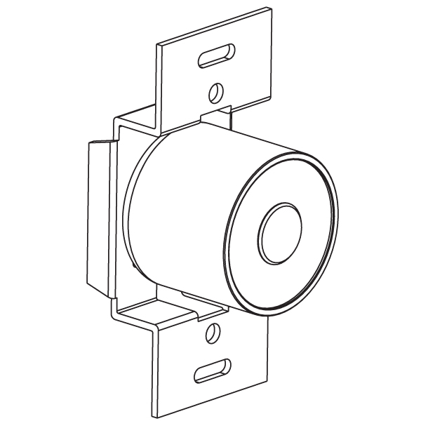 Rixson 996369-3V Replacement Magnet Assembly for 996