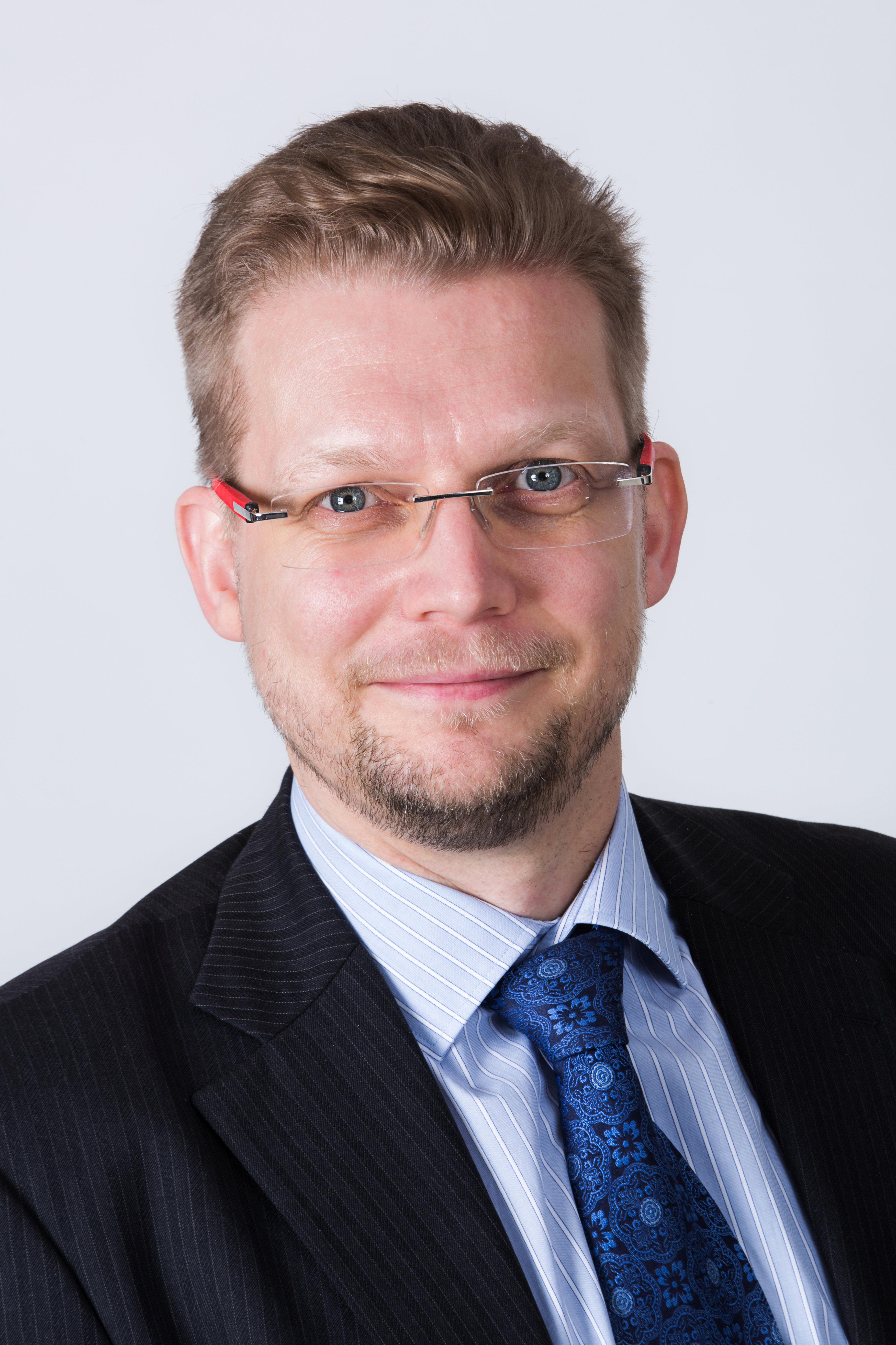 Thomas Heide Clausen, cand.polyt, PhD : Professor