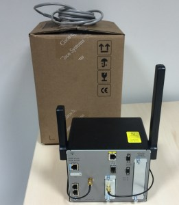Cisco LoRA Industrial Router
