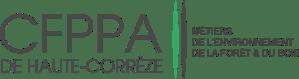 EPL de Haute-Corrèze logo CFPPA formations forêt