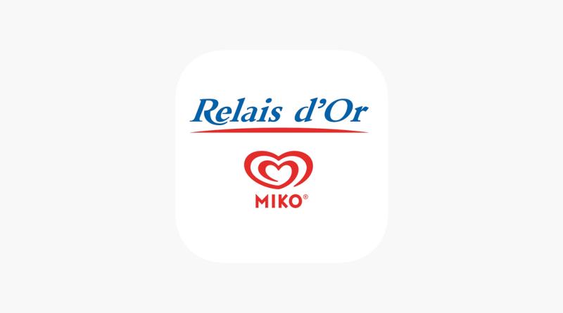 application relais d'or miko