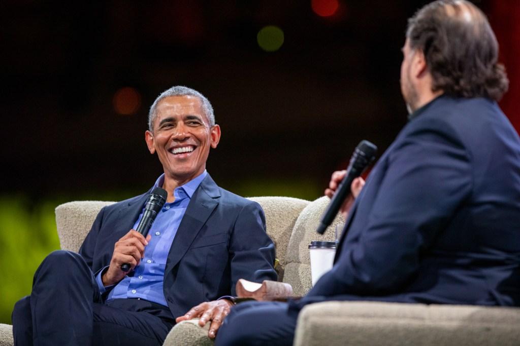 Barack Obama Salesforce