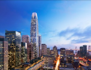 Salesforce Tower