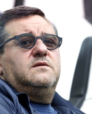 Mino Raiola football agent