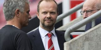 Ed Woodward is worth an estimated £10 million