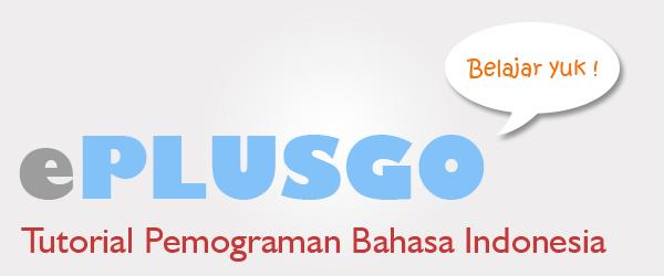 Tutorial Pemrograman Web Bahasa Indonesia