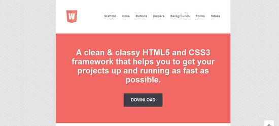 9 CSS Framework untuk Membangun Front End