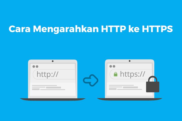 Cara Mengarahkan HTTP ke HTTPS