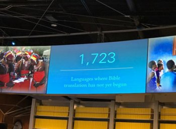 Languages remaining