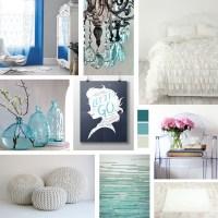 Disney's Frozen Bedroom Decor Mood Board | Epoch Design