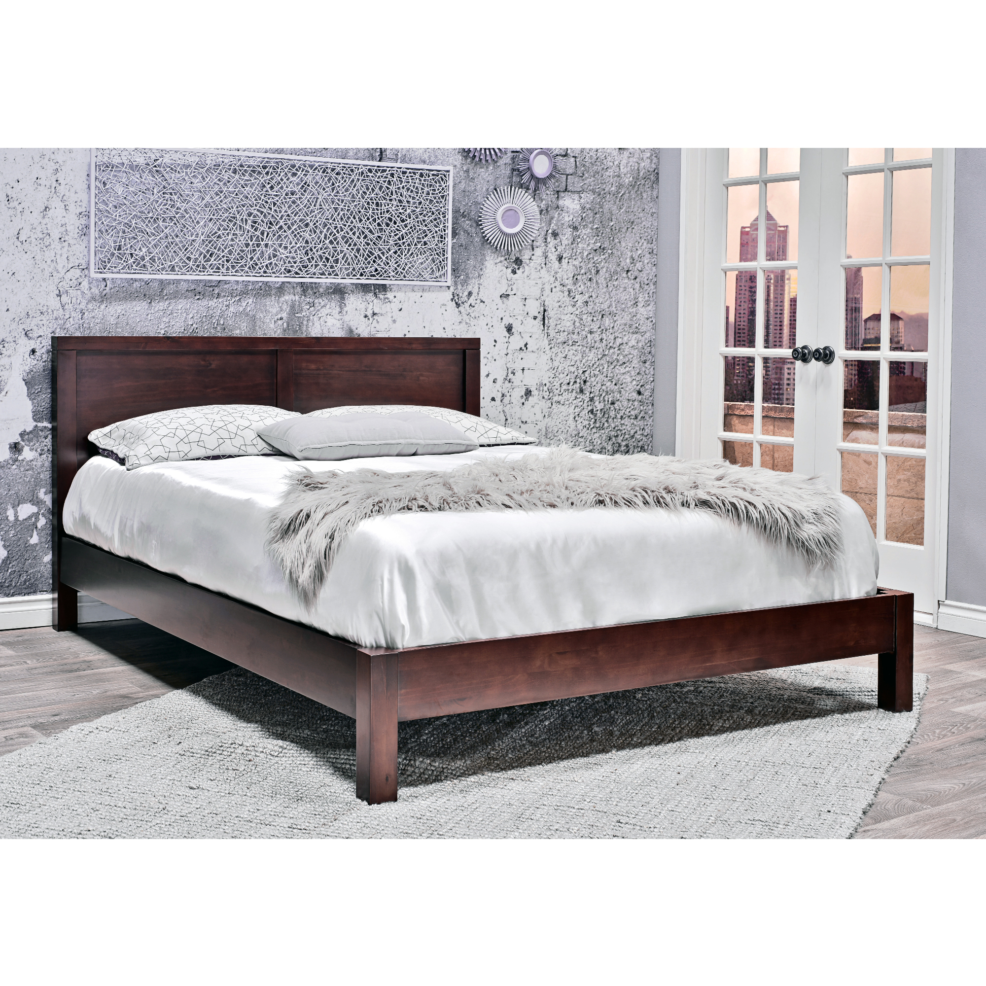 Pacifica Platform Bed Epoch Design