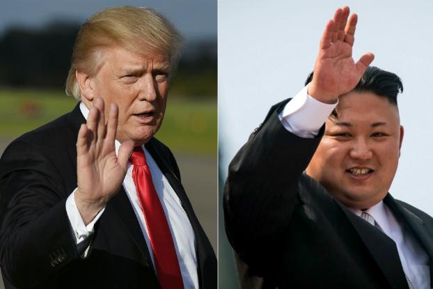 Trump vira o jogo contra Coreia do Norte