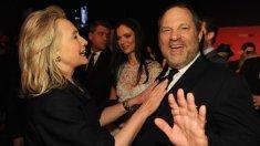 Clinton Foundation mantém doação de US$ 250 mil de Harvey Weinstein