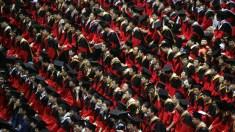 Organizações do Partido Comunista Chinês penetram universidades ocidentais