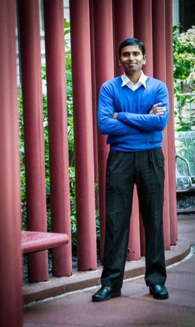 Imagem cortesia de Suman Srinivasan