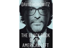 "Capa do livro ""The Black Book of the American Left"", de David Horowitz (Divulgação)"