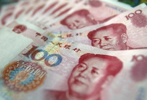 Yuan (Frederic J. Brown / AFP / Getty Images)