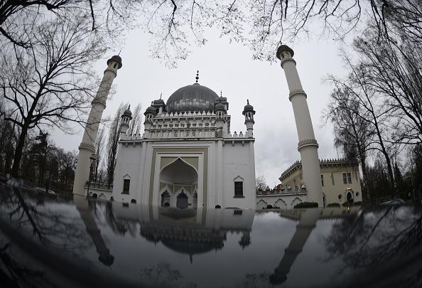 Moschee in Deutschland Foto: TOBIAS SCHWARZ/Getty Images