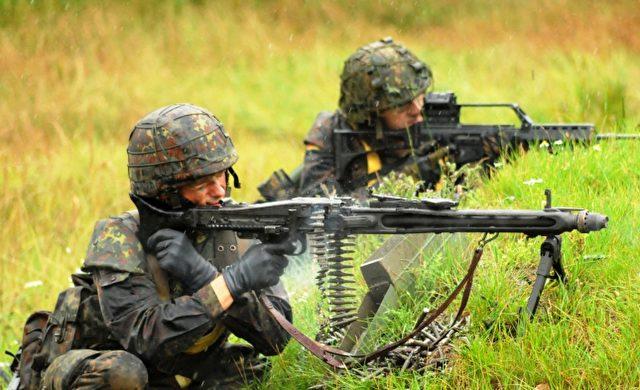 Bundeswehrsoldaten Foto: über dts Nachrichtenagentur