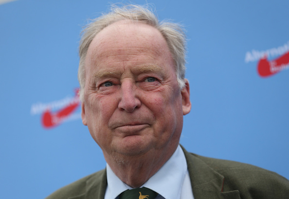 Alexander Gauland. Foto: Sean Gallup/Getty Images