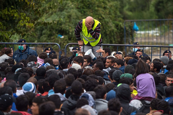 Flüchtlingskrise Europa Foto: Getty Images