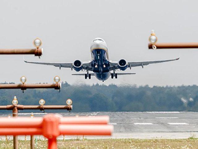 Im September 2015 hatte der FlughafenInsolvenz anmelden müssen, weil der chinesische Besitzer Chen Yongqiangden Geldhahn zugedreht hatte. Foto: Markus Scholz/dpa