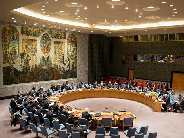 UN-Sicherheitsrat in New York: Das höchste UN-Gremium besteht aus den fünf ständigen Mitgliedern USA, Russland, Großbritannien, Frankreich und China sowie zehn nicht-ständigen Mitgliedern. Foto: Kay Nietfeld/Archiv/dpa