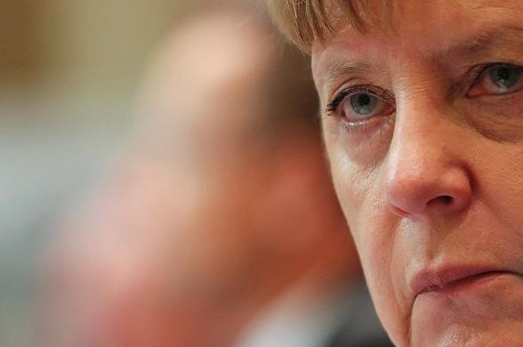 Bundeskanzlerin Angela Merkel Foto: AFP/Getty Images