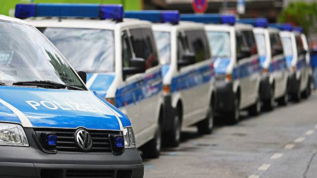 Symbolbild Polizeiautos. Foto: Dean Mouhtaropoulos/Getty Images
