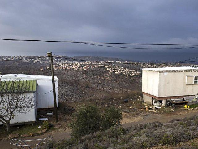 Israels höchstes Gericht hat geurteilt, dass die Siedlung Amona im Westjordanland unrechtmäßig ist. Foto:Jim Hollander/dpa