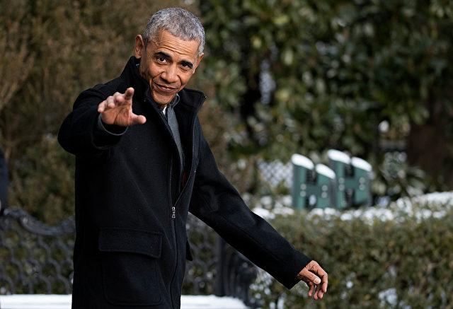 Barack Obama Foto: Shawn Thew - Pool/Getty Images