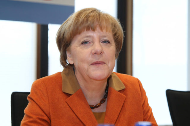 Kanzlerin Angela Merkel Foto: Francesco Gulotta-Pool/Getty Images