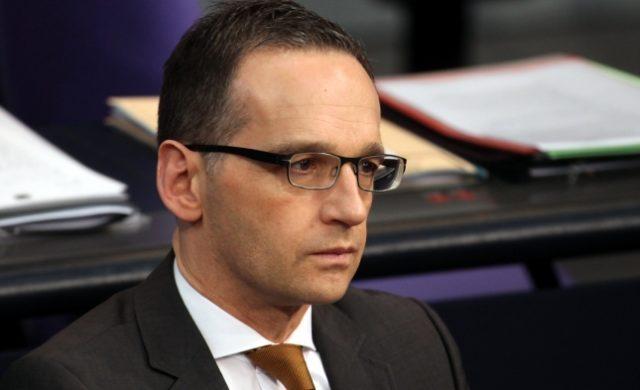 Heiko Maas Foto: über dts Nachrichtenagentur