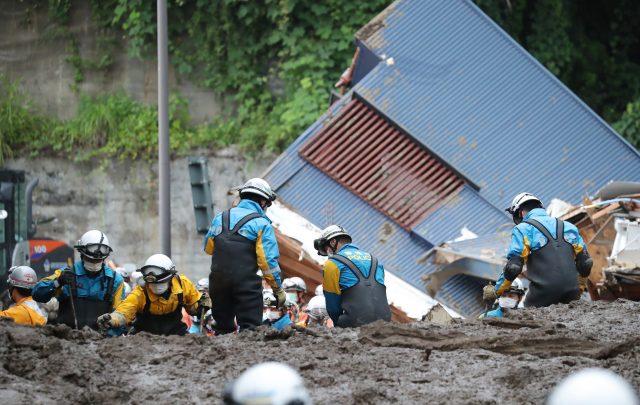 Japan wappnet sich mit Netz an Warnsystemen gegen regelmäßige Naturkatastrophen