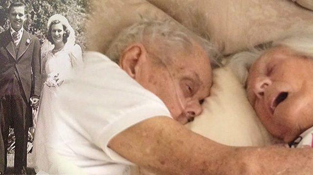 Après leur 75ème anniversaire de mariage, ce couple meurt dans les bras l'un de l'autre à quelques heures d'intervalle