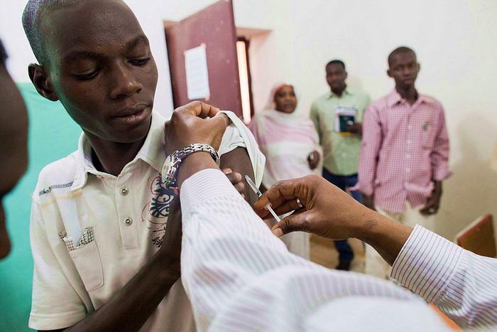 В Гвинее от лихорадки Эбола скончались 60 человек