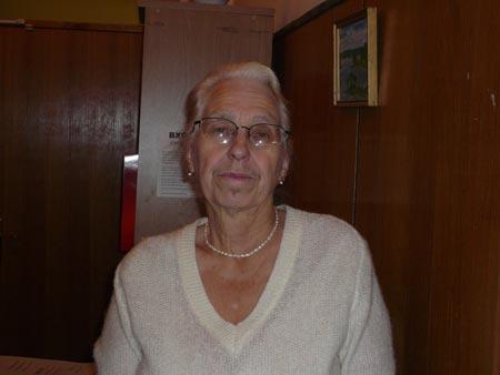 Ученый- секретарь музея. Н.В.Фатигарова. Фото: Елена Захарова/Великая Эпоха