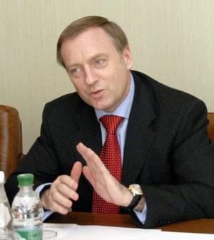 Министр юстиции Александр Лавринович. Фото: minjust.gov.ua