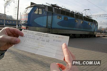 Железнодорожный вокзал в Хмельницком. Фото: Телеховский Валерий/ http://phl.com.ua