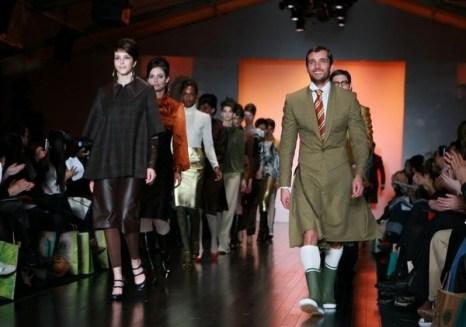 Неделя моды LOreal в Торонто. Фото: И Тянь/The Epoch Times
