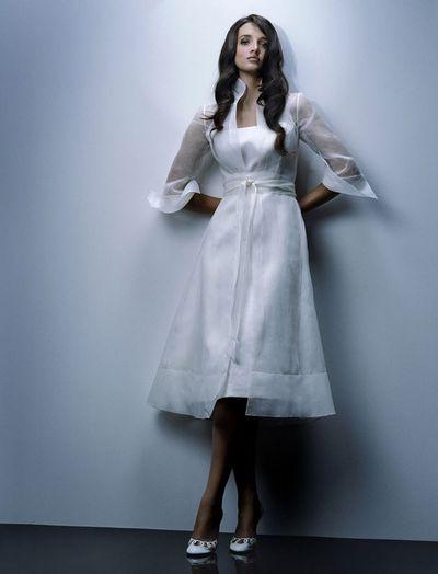 Романтические свадебные платья jesuspeiro 2008. Фото с efu.com.cn