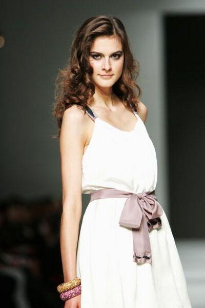 Коллекция одежды от дизайнера Amar. Фото: Gaye Gerard/Getty Images